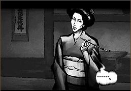 Matsuko, lors du tableau final